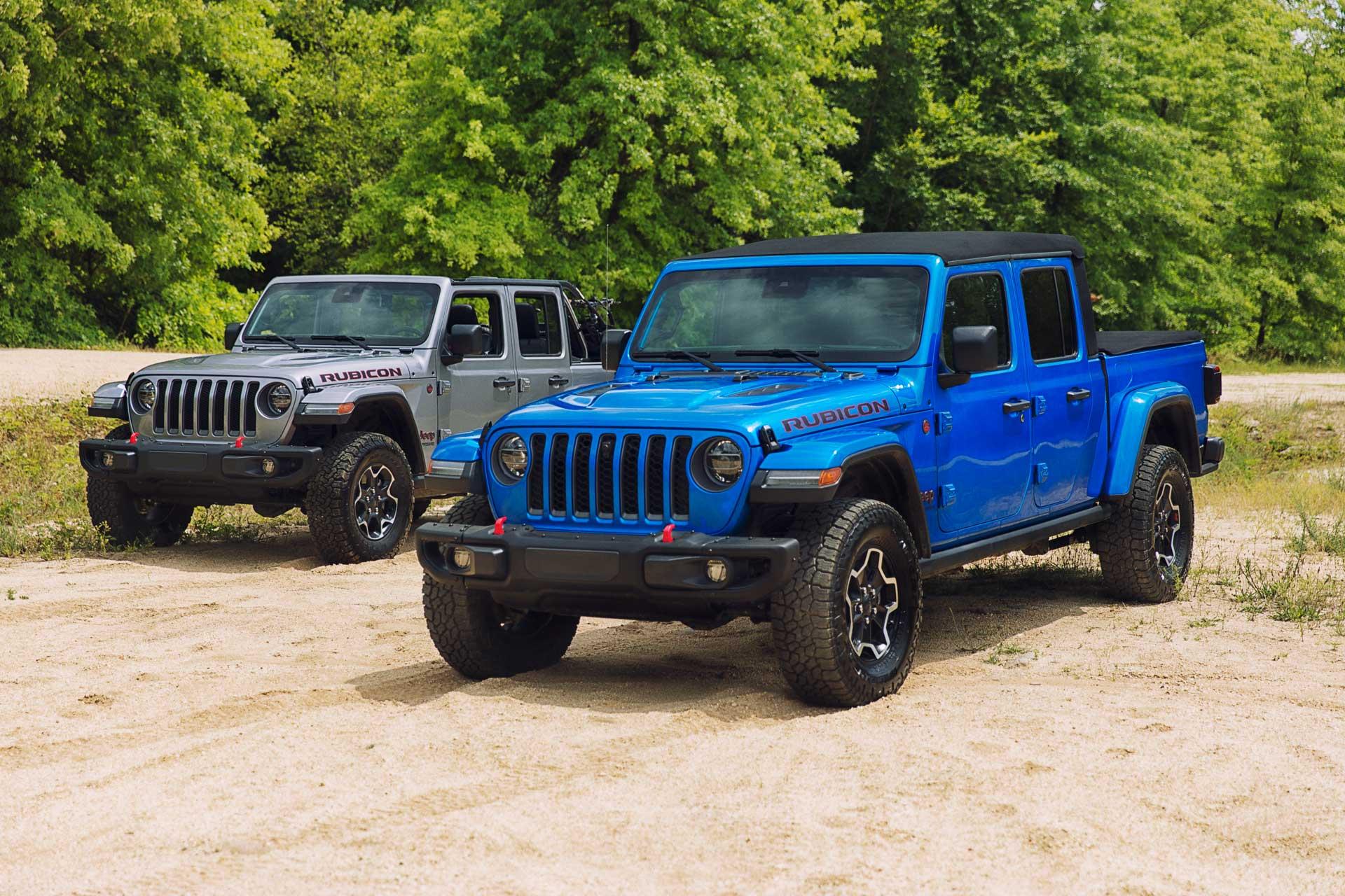 Jeep Gladiator - Commercial + Stills